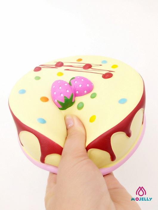Squishy Cake Ibloom : Mojelly - Cake - Squishy Japan
